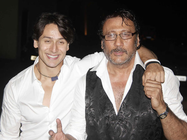 Tiger Shroff Doesn't Want To Share Screen Space With His Father Jackie Shroff! Find Out Why