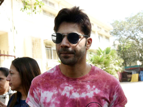 Varun Dhawan Couldn't Cast His Vote In BMC Elections 2017, Read Why!