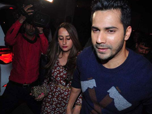 FINALLY! Varun Dhawan Speaks About GF Natasha Dalal & Reveals What He Loves In Her The Most!