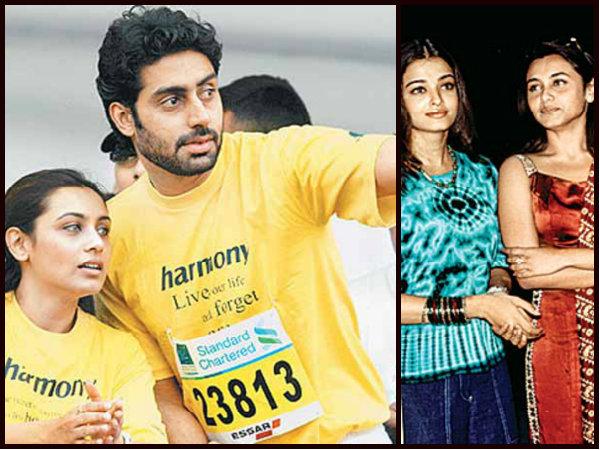 Abhishek bachchan and rani mukherjee dating