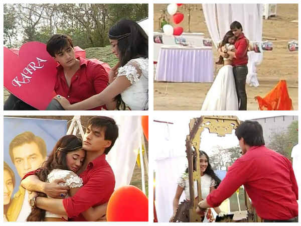 Yeh Rishta Kya Kehlata Hai Spoiler: Naira Gives 'Surprise' Valentine Treat To Kartik!