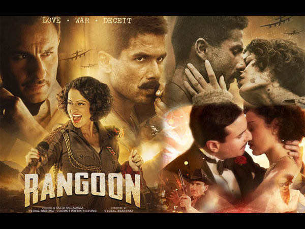 Rangoon Movie Review: Live Audience Update