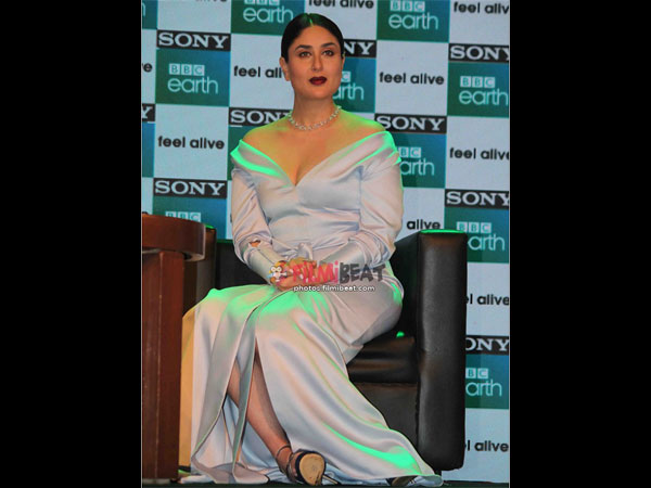 Kareena, A Positive Person