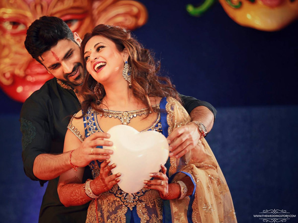 Divyanka & Vivek On Doing Nach Baliye 8