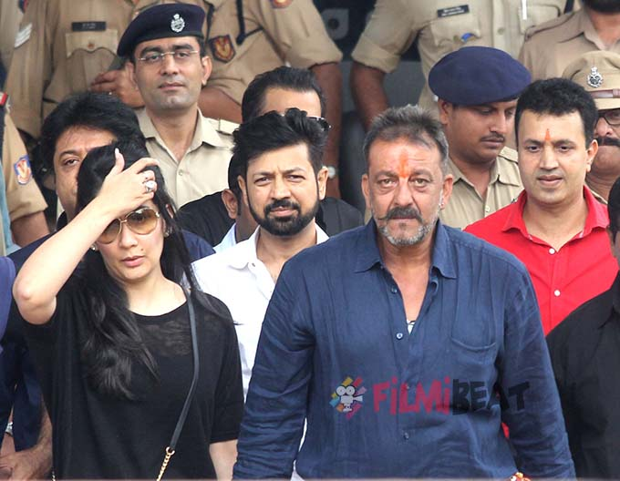 Missed Family In Jail: Sanjay Dutt