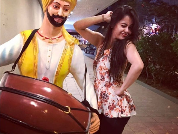 Devoleena & Mohammad Shoot In Singapore - Pictures