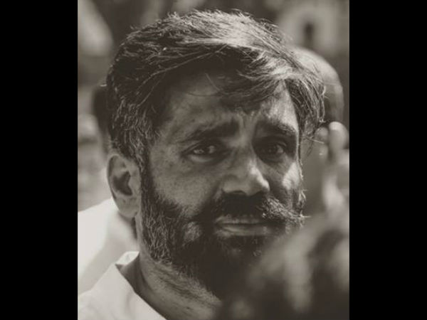 Sunil Shetty's Emotional Picture