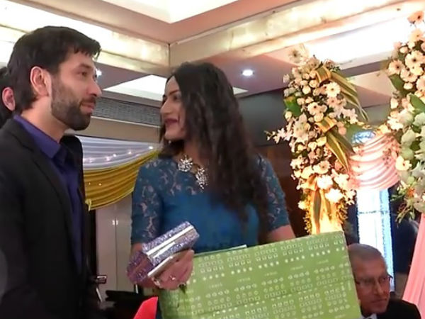 What Ishqbaaz Team Gifted Navina-Jeet!