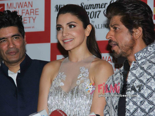 SRK: Women Are More Powerful Than Us