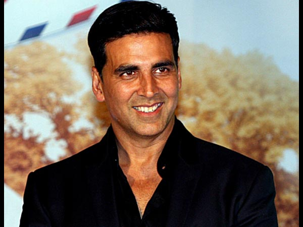 What Akshay Had Said About It