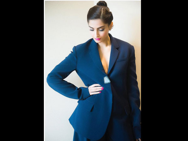 Sonam On Sexism In Bollywood