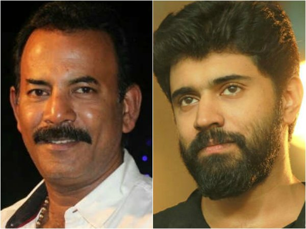 Nivin Pauly And Major Ravi To Team Up