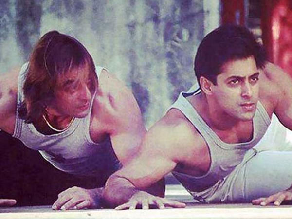 Sanjay Dutt Reveals Why He Called Salman Khan Arrogant ...