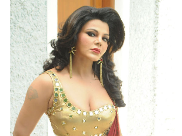 Rakhi Sawant On The MMS Clip: I'm An Indian Girl Who Knows Culture, Will Never Stoop To Low Levels!