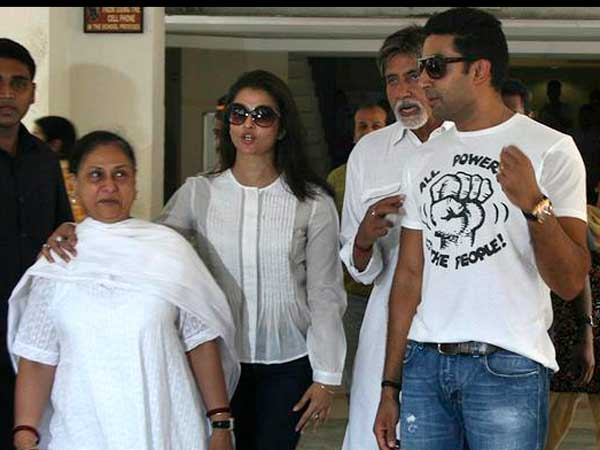 The Bachchans Have Liked The Script