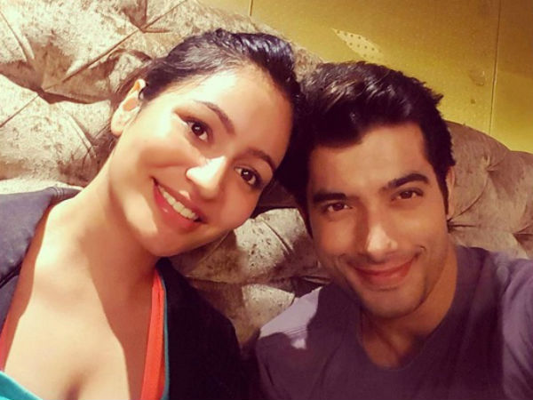 'Kasam' Actor Sharad Malhotra Celebrates Holi With ...