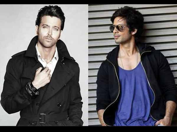 Hrithik Moved To Shahid's Agency
