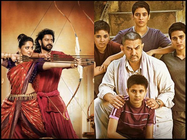 Baahubali 2 the conclusion box office records baahubali 2 to beat aamir khan dangal baahubali - Box office bollywood records ...