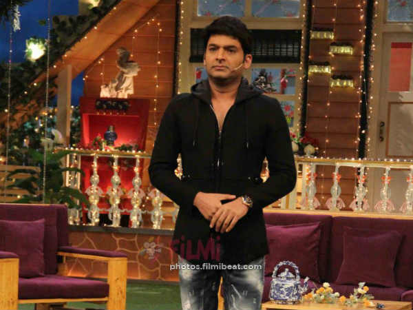 Sunil Didn't Comment, But Kapil Said...