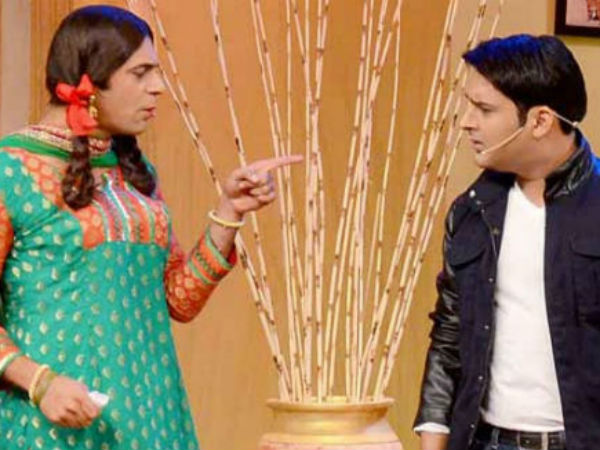 When Kapil Sharma had a serious crush on Deepika Padukone!