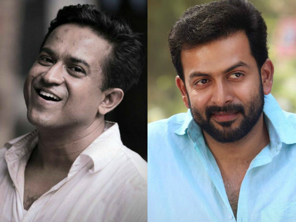 Prithviraj To Join Hands With Roopesh Peethambaran?