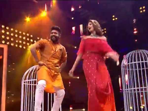 Revanth Requests Shilpa Shetty To Dance With Him