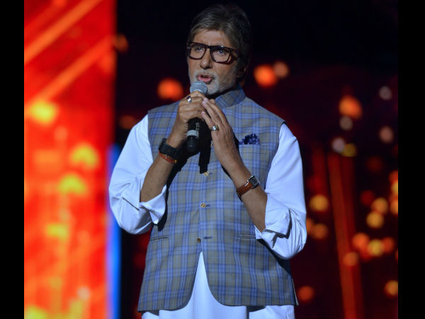 Big B Talks About The Stunts That Gone Wrong