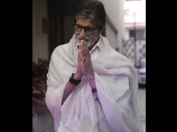 Big B Calls Face Replacement A 'Wonderful Technological Invention'
