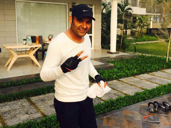 Kapil Reveals About His Marriage Plan