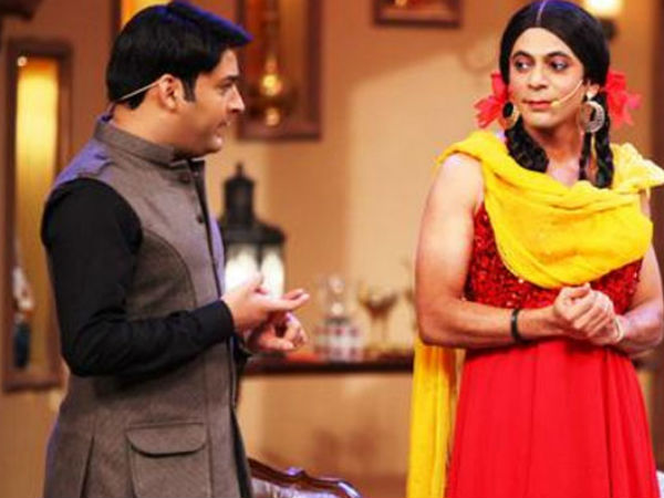 Kapil Says He Shouted At Sunil For The First Time In 5 Years!