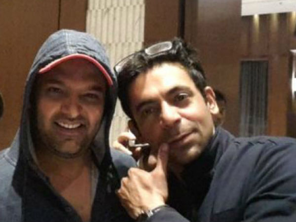 Kapil To Meet Sunil