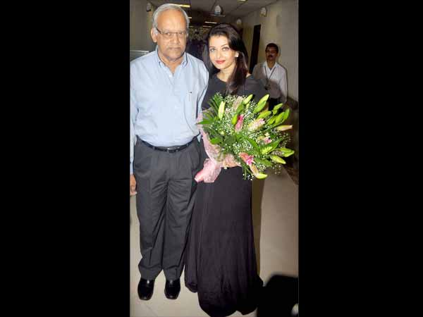 Krishnaraj Rai's Strong Influence On Aishwarya