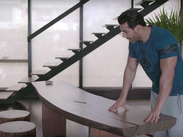Amazing Inside Pictures Of John Abraham S Home In Mumbai