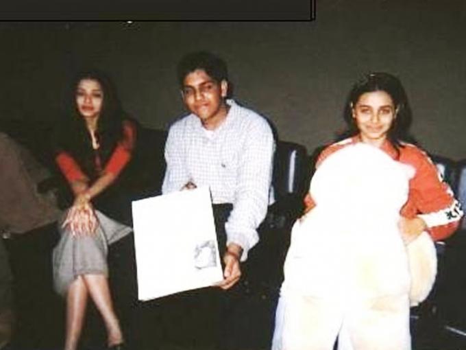 Aishwarya Rai Bachchan really uphappy with Karan Johar?