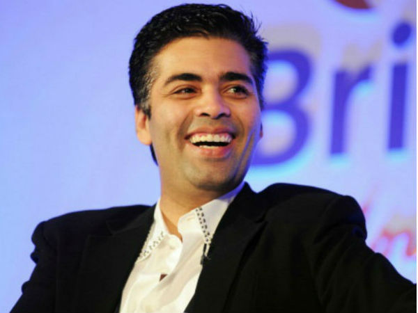 Karan Johar Wants His Children To Listen To Hindi Film Music!