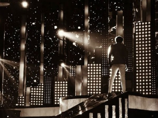 2. The Grand Set Of Nach Baliye 8