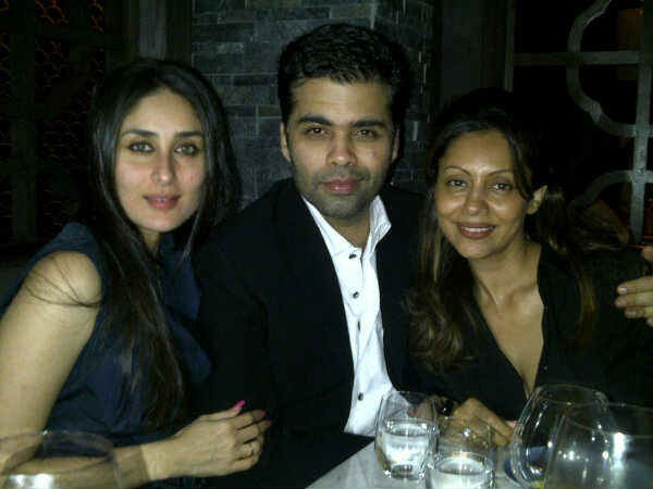How Karan Johar Became Her First Friend From The Film Industry