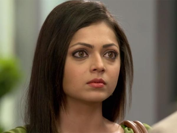 Naina Is Worried