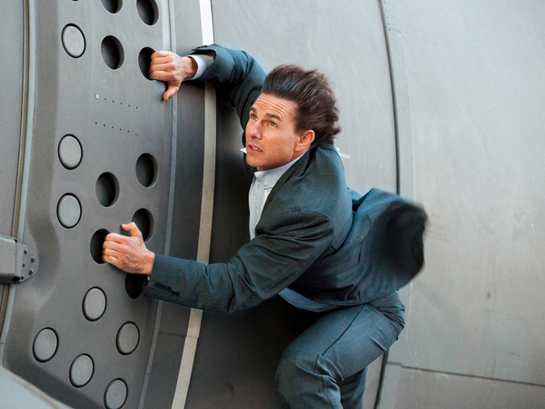 Tom Cruise Trains A Year To Prepare For Mission: Impossible 6 Sequence