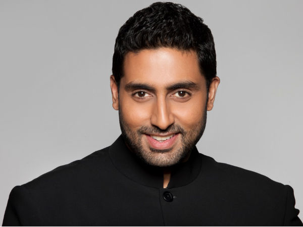 Abhishek Bachchan To Star In A Thriller In Nishikant Kamat's Next!