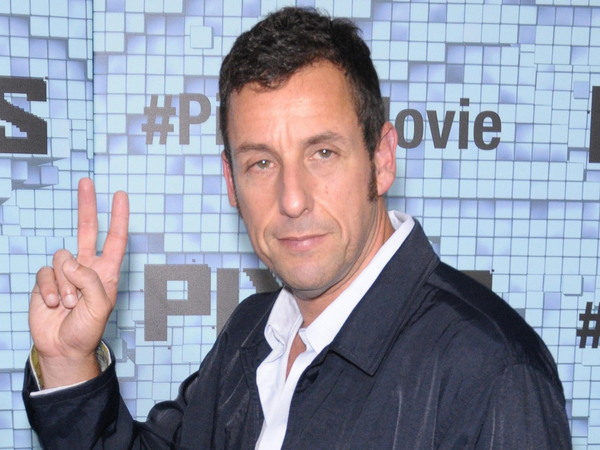 Adam Sandler Movies To Be Released Exclusively On Netflix ... адам сэндлер