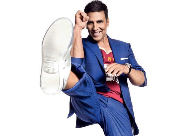 Akshay Kumar: Girls Should Hit Back If Touched Inappropriately