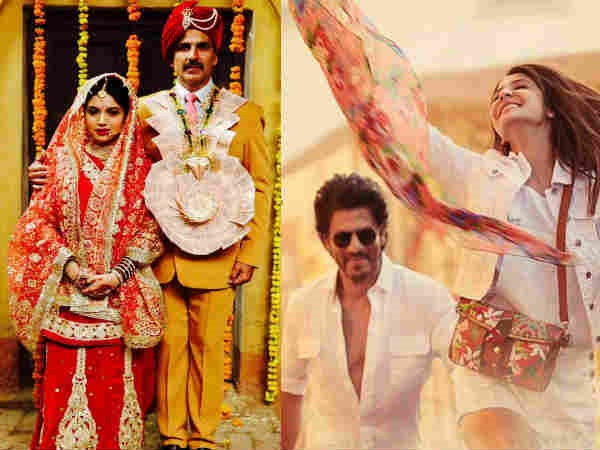 KHILADI vs BAADSHAH! Akshay Kumar's Toilet: Ek Prem Katha To Clash With SRK-Anushka Sharma Film