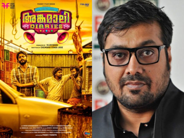 Angamaly Diaries: Here Is What Anurag Kashyap Has To Say About The Movie!