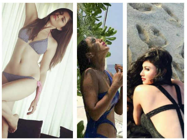 Mouni Roy, Sriti Jha, Nia Sharma…. 10 Television Actresses Who Sizzled In Bikini