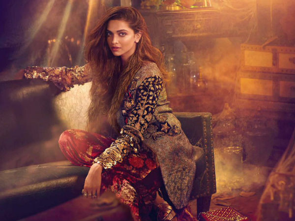 Deepika Padukone Refuses To Comment On The Arson Attack On Padmavati Sets!