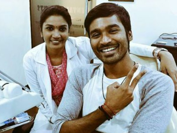 #SuchiLeaks! Dhanush's Sister Sends Out A Touching Message!