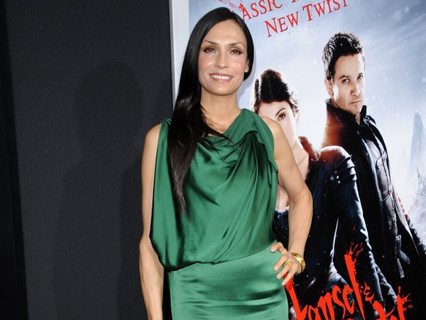 Famke Janssen Wants More Women To Come Behind The Camera In Entertainment Industry