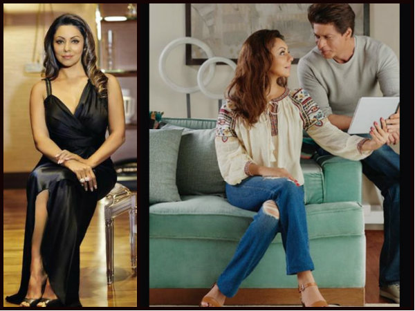 Is Gauri Khan Getting All The Work Because She's Shahrukh Khan's Wife?