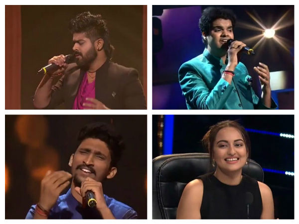 Indian Idol 7: Maalavika Gets Evicted; LV Revanth, Khuda Baksh & PVNS Rohit Are The Top 3 Finalists!